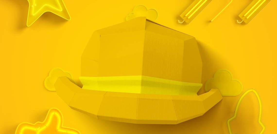 6 کلاه فکری: کلاه زرد